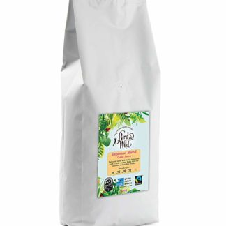 caffe chicchi bird wild biologico 500gr