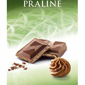 cioccolato al latte con ripieno crema nocciole