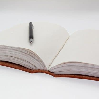 quaderno in pelle con albero della vita 125 pagine