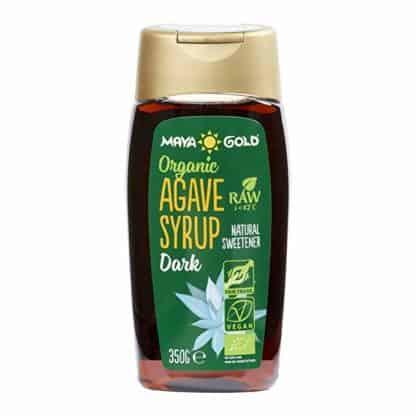 sciroppo d'agave bio scuro