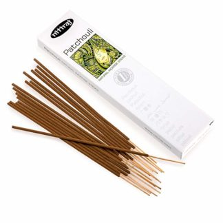 incenso patchuoli naturale 25gr