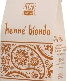 henné biondo Tea nature